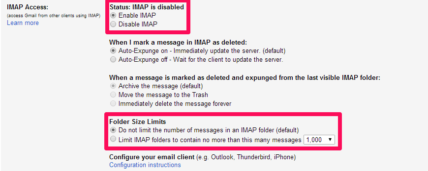 """How to troubleshoot an """"Authorization with Gmail failed"""" error"""
