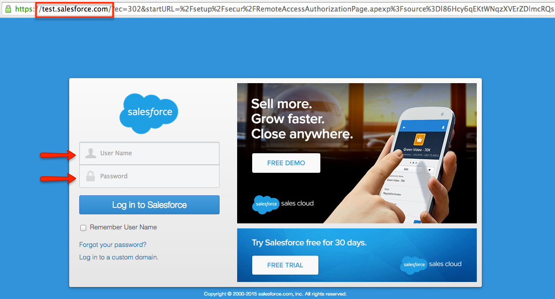 """Salesforce"