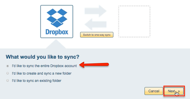 how to move folders in dropbox