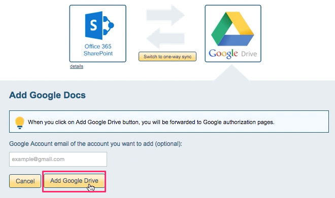 how to add a textbox in google drive