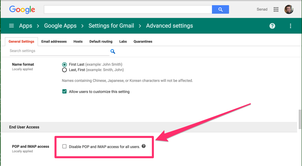 IT admin: How to enable IMAP for your Google Apps – cloudHQ