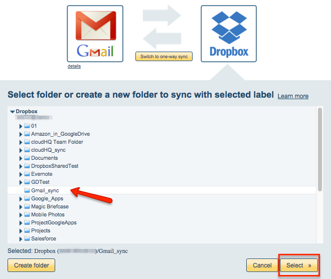 how to make folders on gmail