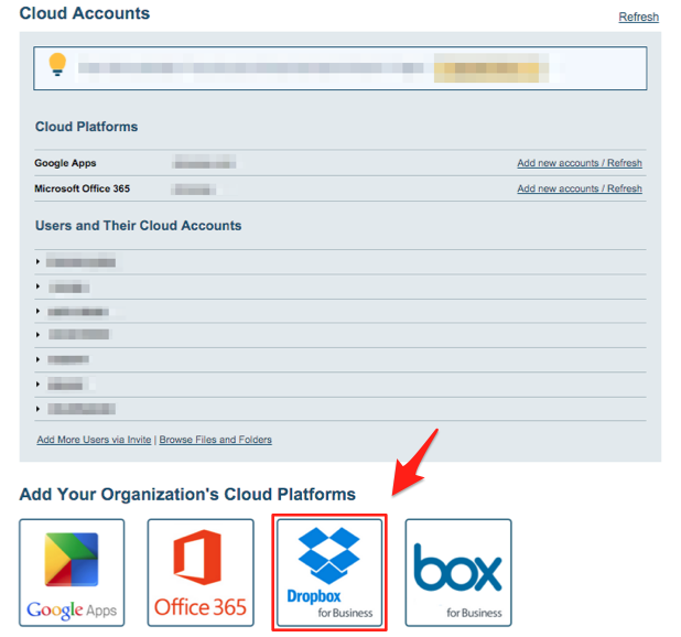 It admin how to migrate dropbox business to office 365 cloudhq support - Company administrator office 365 ...
