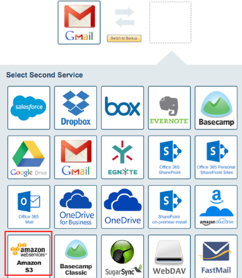 It Admin How To Back Up All Google Apps Gmails To Amazon