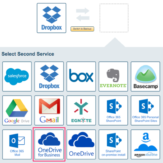 OneDrive for Business icon