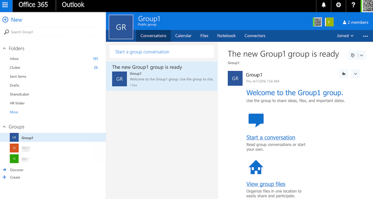How to sync Office 365 Groups – cloudHQ Support