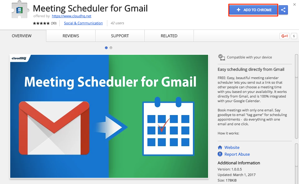 getting started with meeting scheduler for gmail how to schedule