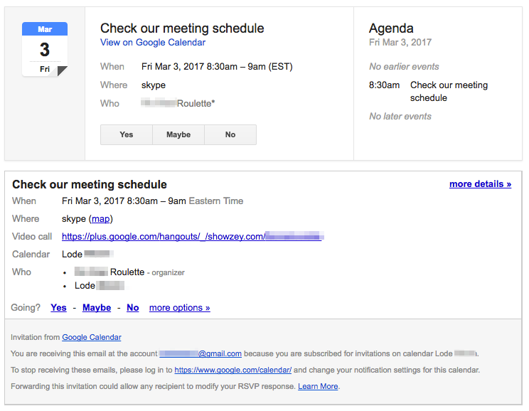 Getting started with Meeting Scheduler for Gmail (How to