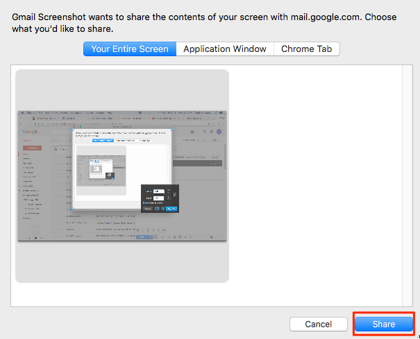 Getting started with Gmail Screenshot (How to send screenshot with